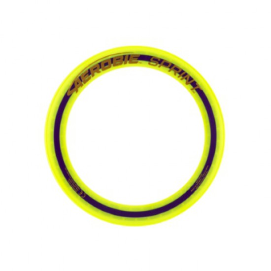 Aerobie Sprint Ring Yellow
