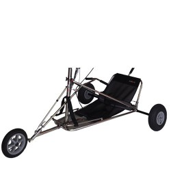 Blokart Pro HD Chassis (ex wheels)
