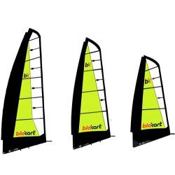 Sail Complete SET Black - Yellow