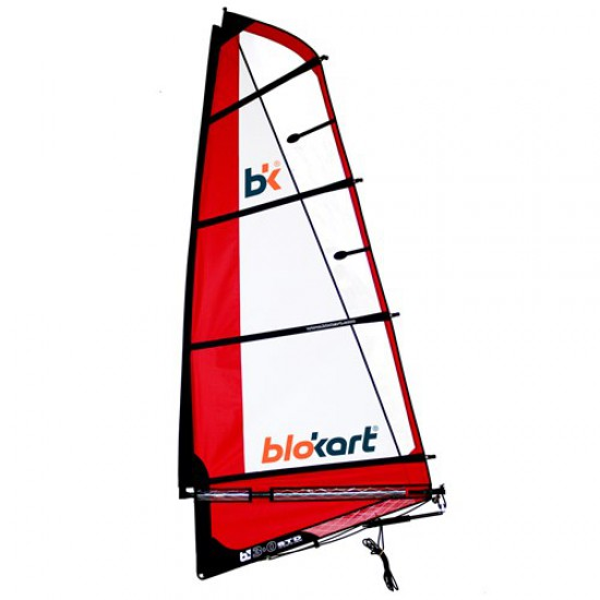 Sail Complete 3.0m Red