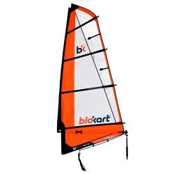 Sail Complete 3.0m Orange