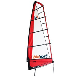 Sail Complete 4.0m Red