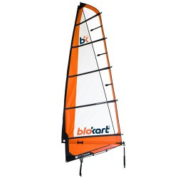 Sail Complete 4.0m Orange