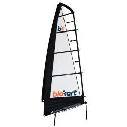 Sail Complete 4.0m Black