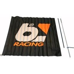 b Racing Flag Complete