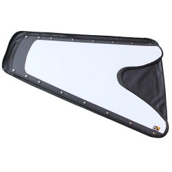 POD Windscreen And Bag Black