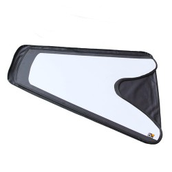 POD Windscreen And Bag Black 2020 Channel type