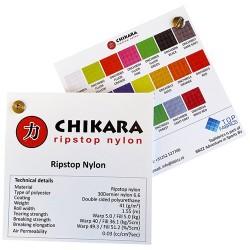 Sample boekje Chikara