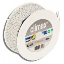 Climax Dacron Blackline 10daN 100m