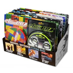 Disceez Display Assorted Disc 24pc