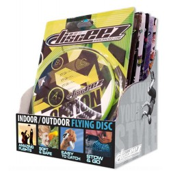Disceez Display Assorted Disc 12pc
