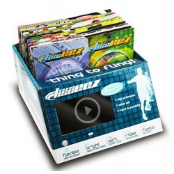 Disceez Display Assorted Disc 36 pc Video