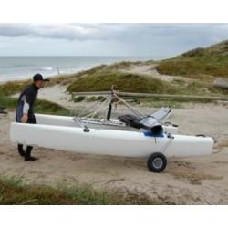 Katalyst Trolley for beach