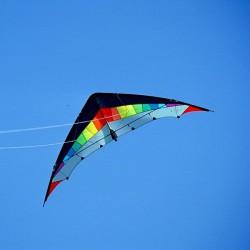 Jet Stream Speed Reloaded Rainbow - Black