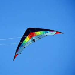 Jet Stream Reloaded Rainbow - Black