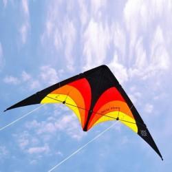 Delta Stunt Red-Orange