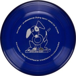 Dog Disc Blue