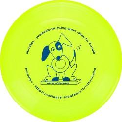 Dog Disc Yellow