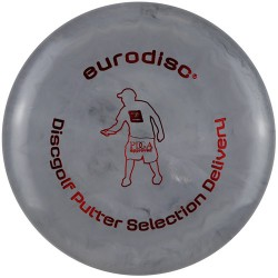 Discgolf putter high quality Marble grey