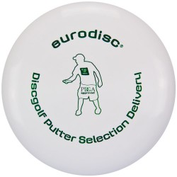 Discgolf putter high quality White