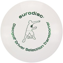 Discgolf driver high quality White