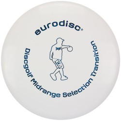 Discgolf midrange high quality White