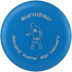 Discgolf putter standaard Blue