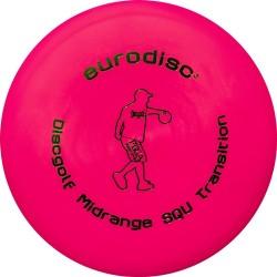 Discgolf midrange standaard Pink