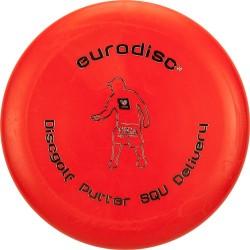 Discgolf putter standaard Red