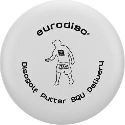 Discgolf putter standaard White
