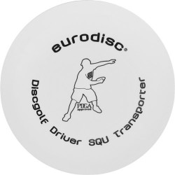 Discgolf driver standaard White