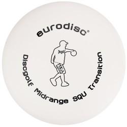 Discgolf midrange standaard White