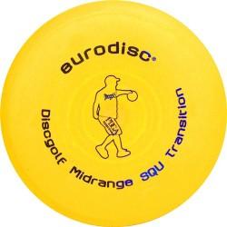 Discgolf midrange standaard Yellow