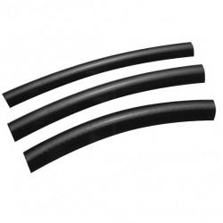 Reinforced vinyl tube black per meter