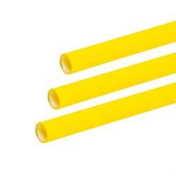 Exel fibreglass tube yellow 12mm