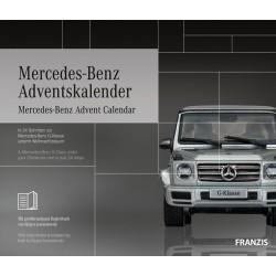 Mercedes-Benz G-Class Advent Calendar