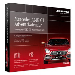 Mercedes-AMG GT Advent Calendar