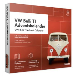 VW Bulli T1 Advent Calendar