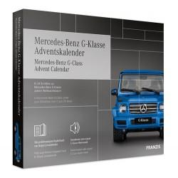 Mercedes Benz G-Class Advent Calendar