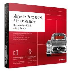 Mercedes Benz 300 SL Advent Calendar