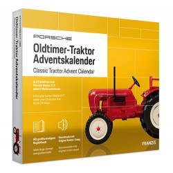 Porsche  Classic Traktor Advent Calendar