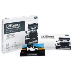 Franzis Land Rover Defender Advent Calendar
