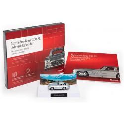 Franzis Mercedes Benz 300 SL Advent Calendar