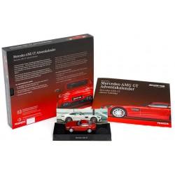 Franzis Mercedes-AMG GT Advent Calendar