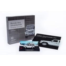 Franzis Mercedes-Benz G-Class Advent Calendar