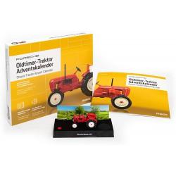Franzis Porsche  Classic Traktor Advent Calendar