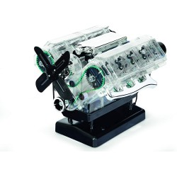Franzis V8 Engine Kit