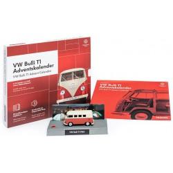Franzis VW Bulli T1 Advent Calendar