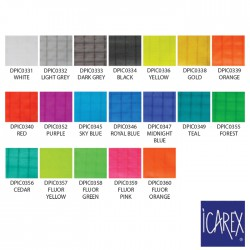 Icarex polyester