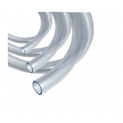 Vinyl tube clear per meter